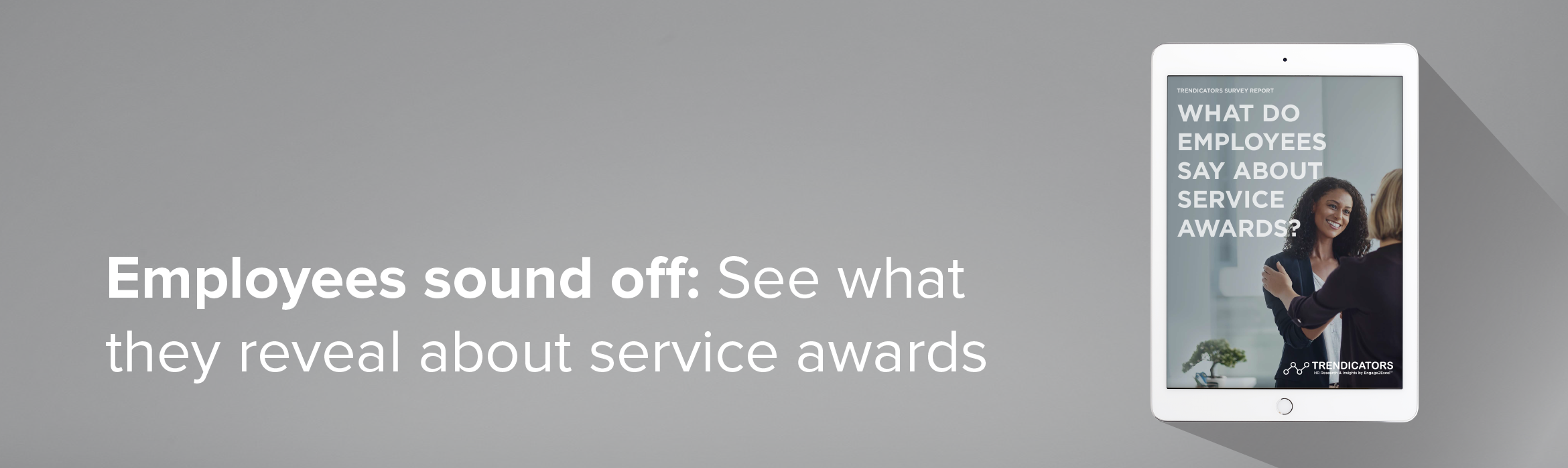 What Do Employees Say About Service Awards?