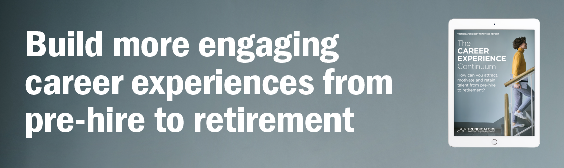 Build more engaging career experiences from pre-hire to retirement