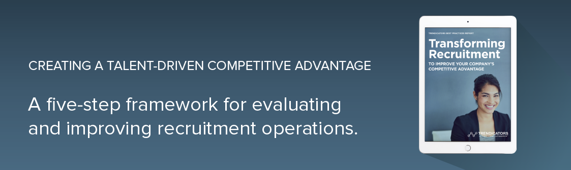 A five-step framework for evaluating and improving recruitment operations