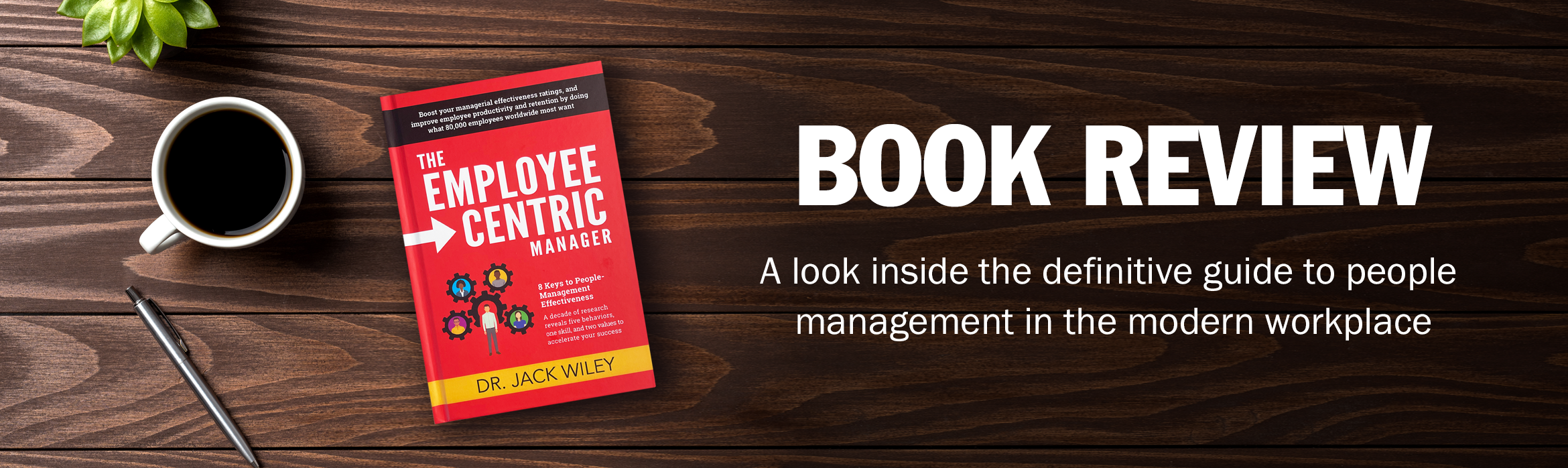 Book Review: A look inside the defintitive guide to people management