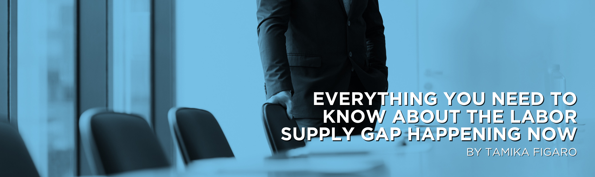 Everything you need to know about the labor supply gap happening now