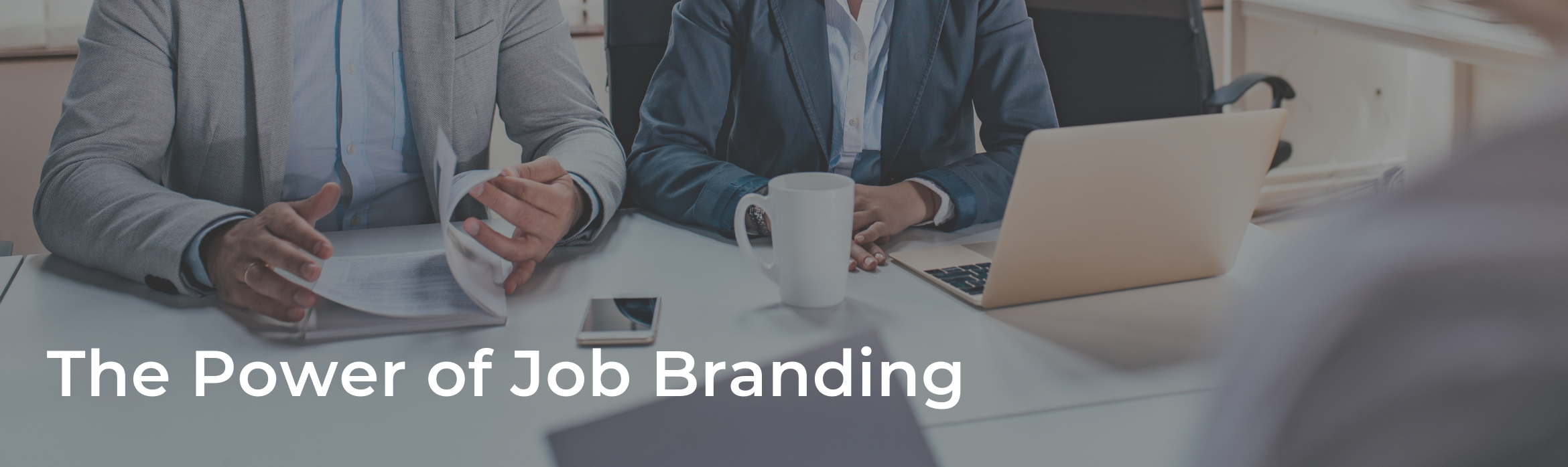 The Power of Job Branding